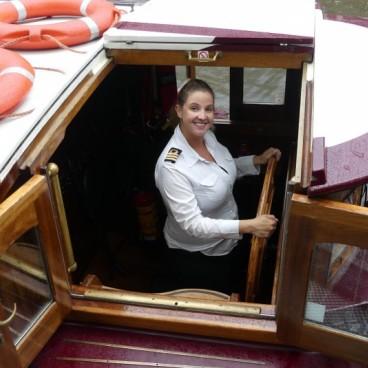 'Rondvaartschippers hebben een goed leven in Amsterdam
