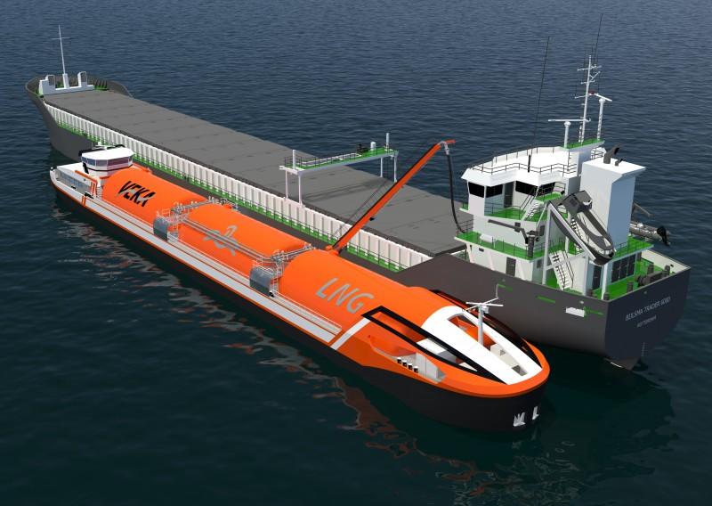 Count nieuwe partner LNG Bunkering Services