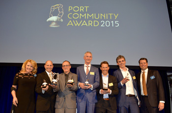 Cargill wint 5de Port Community Award
