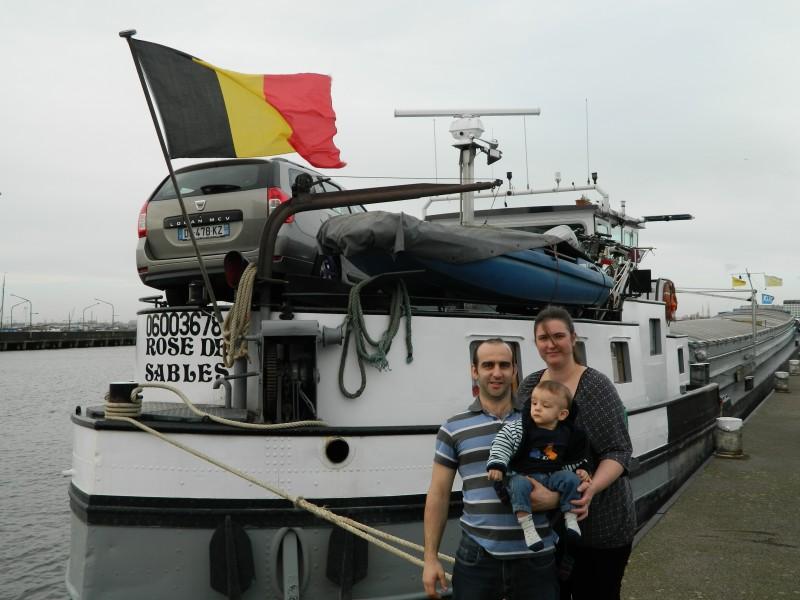 'Wij bijven varen zolang Seine-Nord er niet ligt'