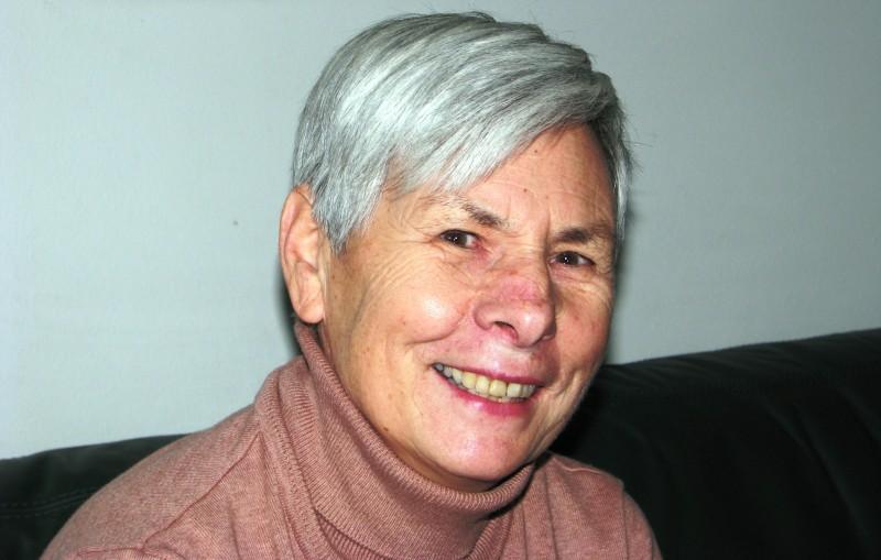 Anita Somers is aan haar 50ste beurs toe