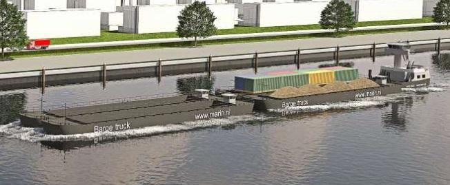 BLN: 'Watertruck+ is luchtkasteel'