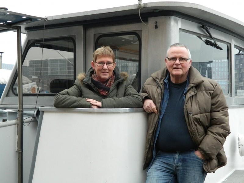 Medewerker Havendienst Amsterdam werd spitsschipper