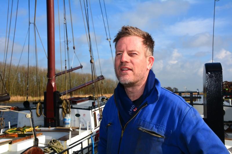 Dijkstra bouwt zeilcharterschip voor vergrijzende klantenkring