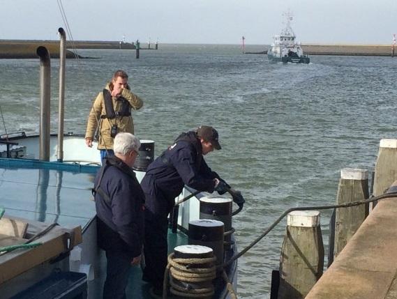Schreeuwend tekort aan schippers en stuurlieden