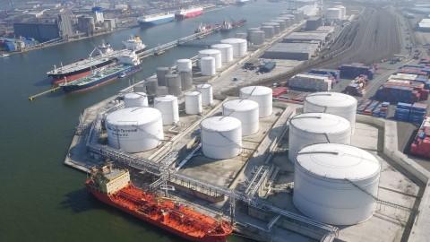 Sea-Mol investeert 300-400 miljoen in tankterminal Antwerpen