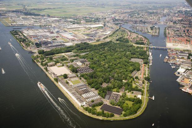 Havenbedrijf Amsterdam vecht tegen nieuwe invulling Hembrugterrein