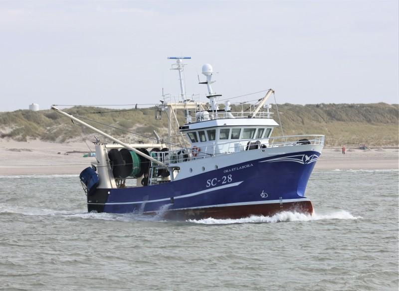 Andries de Vries naar zee met veelzijdige SC-28