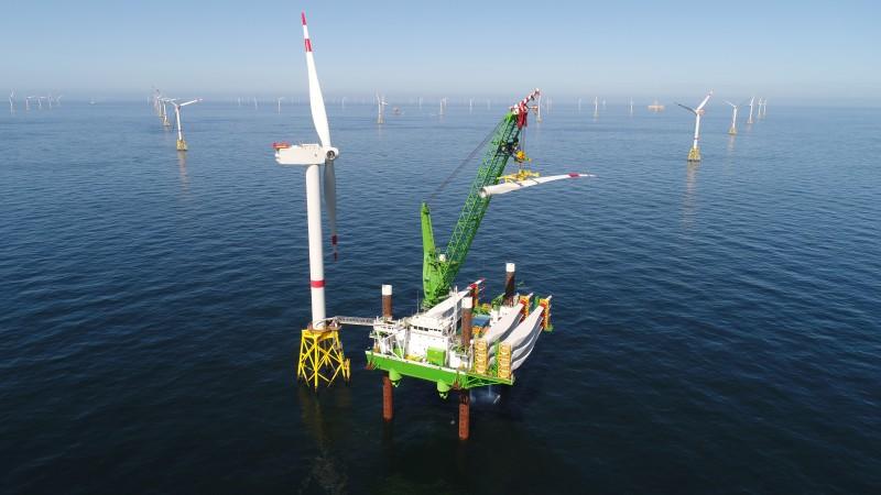 Deme gaat drones inzetten voor inspectie windparken