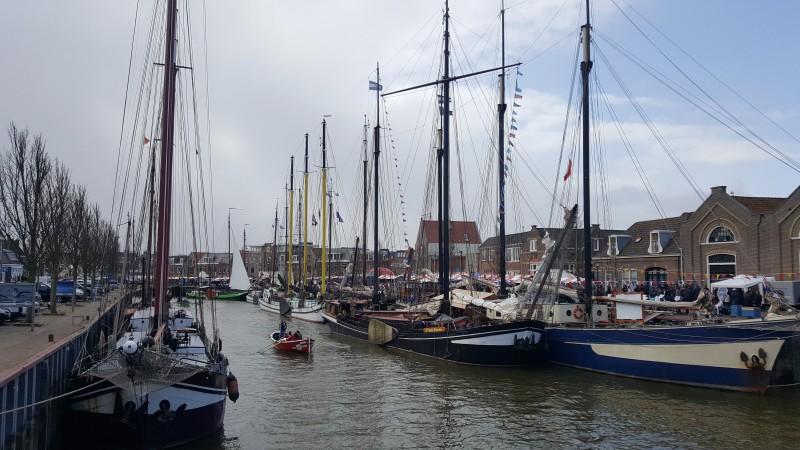Chartervloot economisch belangrijk voor Harlingen