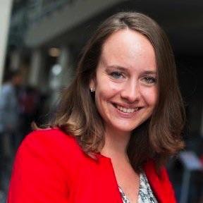 De nieuwe algemeen secretaris van de IVR Frouwke Klootwijk-de Vries. (Foto IVR)