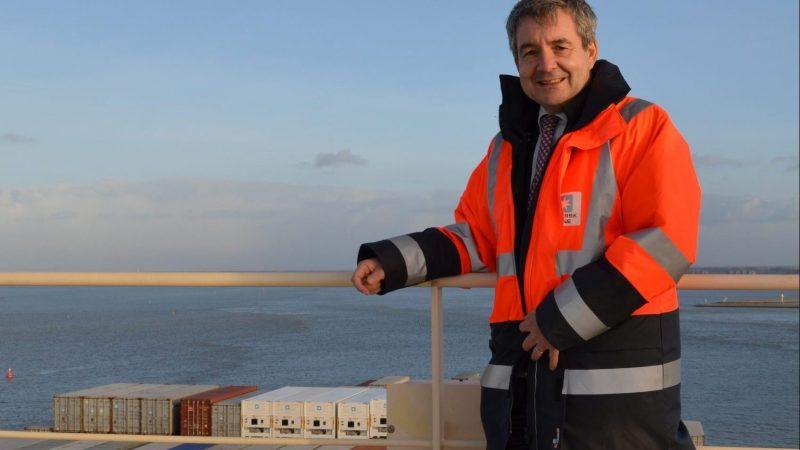 Volgens Icbo-vertegenwoordiger Tony Hylebos kan een efficiënte pre-planning helpen om de wachttijden in de containerbinnenvaart terug te dringen. (Archieffoto Justin Gleissner)