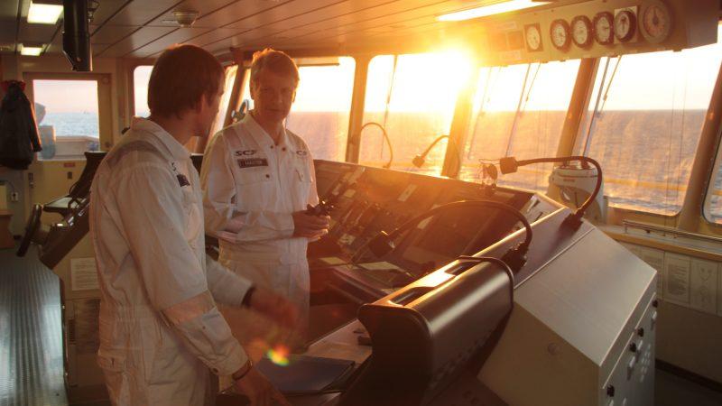 Brussel wil speciale havens voor snelle crew-wissels. Foto CC
