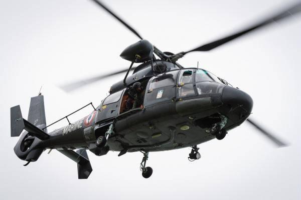 Marinehelikopter(foto Marine Nationale)