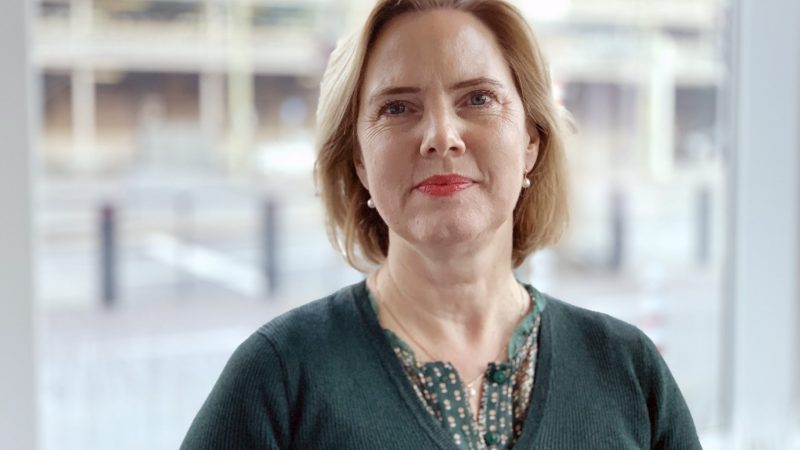 Minister Cora van Nieuwenhuizen (foto Ministerie Infrastructuur en Waterstaat)