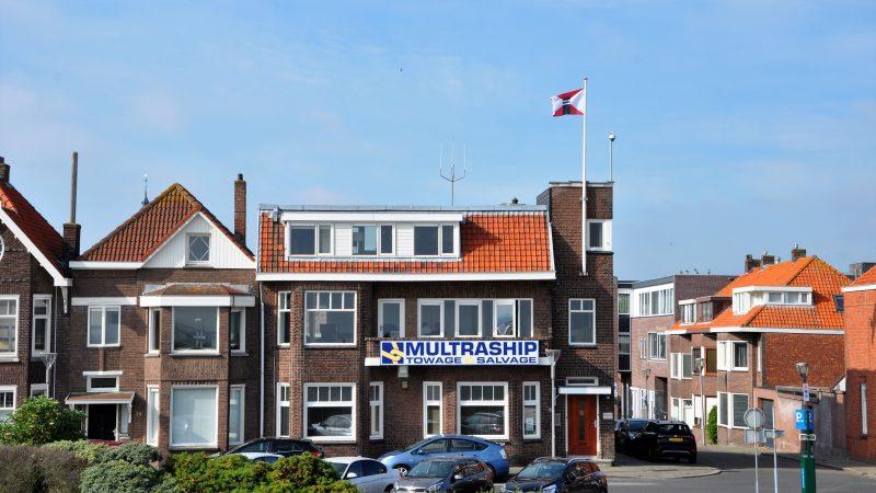Wagenborg vestigt zich in Terneuzen (foto Adri van de Wege)
