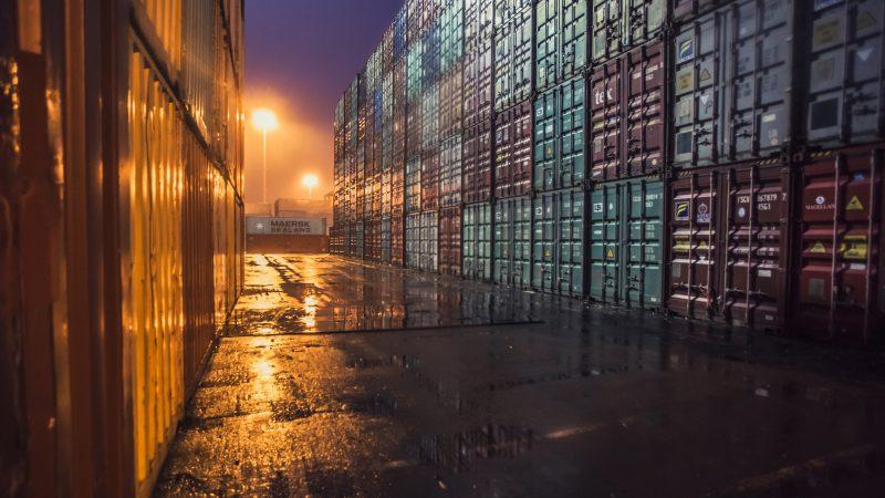 A.P.Moller - Maersk en IBM ontwikkelden het open en neutrale platform TradeLens. Meer dan 110 havens en terminals, meer dan 15 douane-instanties over de hele wereld en een toenemend aantal intermodale operators leveren de input voor het systeem. (Foto DP World)