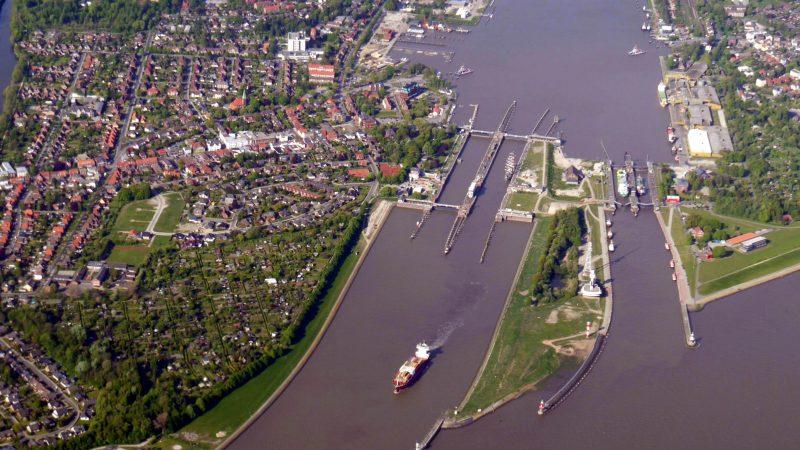 Noord-Oostzeekanaal (foto CC)