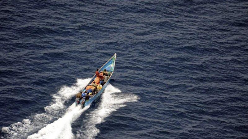 Piraten ontvoeren zes vissers (Foto NT)
