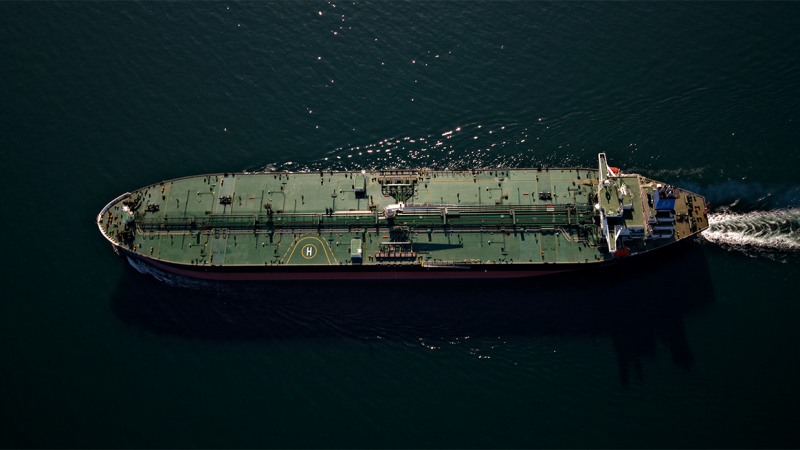 De 269 meter lange Suezmax Ottoman Nobility (foto: Güngen)