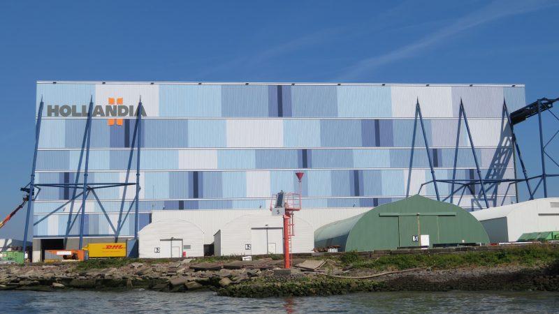 Hollandia in Krimpen aan den IJssel. (Foto: Wikipedia/Marion Golsteijn).