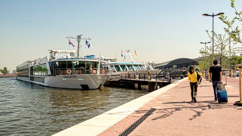 Met de app PORT SEE wordt het makkelijker voor rederijen en touroperators om snel informatie te vinden per haven. (Foto Port See)