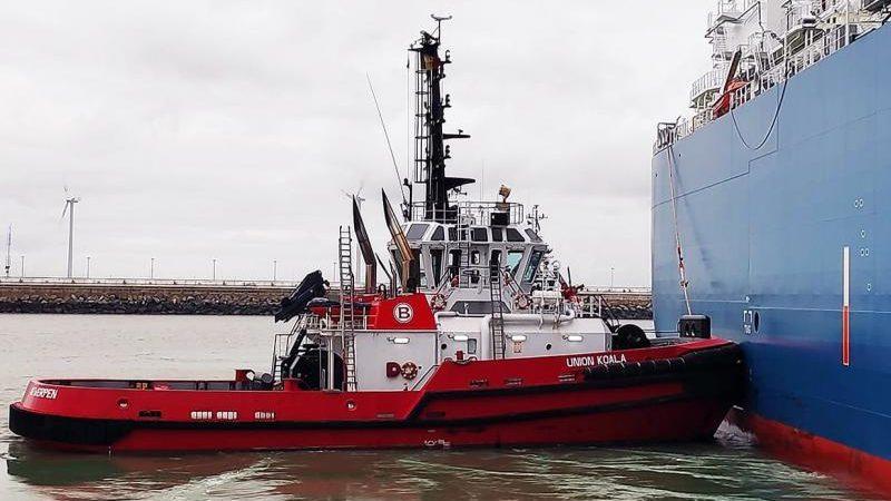 Boluda mag blijven slepen in Zeebrugge. (Foto Port of Zeebrugge)