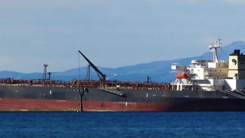 De FSO Safer. (Foto Marinetraffic)