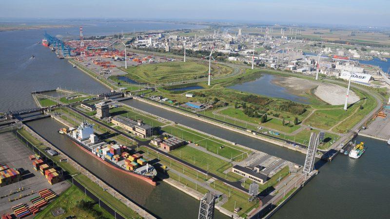 CPu betekent volgens het Havenbedrijf een volgende stap in het uitbouwen van een virtueel beveiligde haven. (Foto Port of Antwerp)