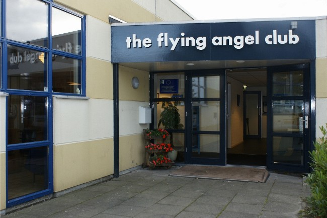 The Flying Angel Club, het zeemanshuis in Vlissingen. (Foto Mission for Seafarers)