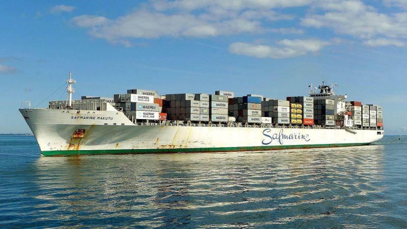 Safmarine gaat volledig op in Maersk