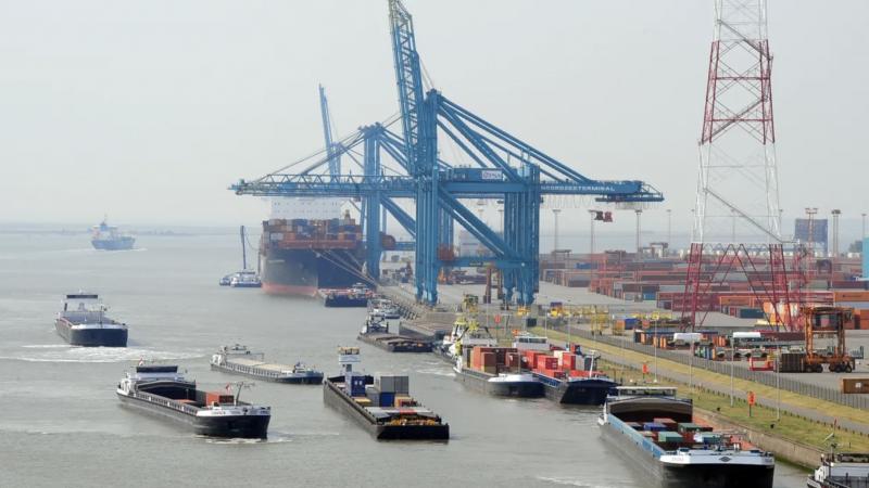 De fusie tussen Antwerpen en Zeebrugge laat nog even op zich wachten. (Foto Port of Antwerp)