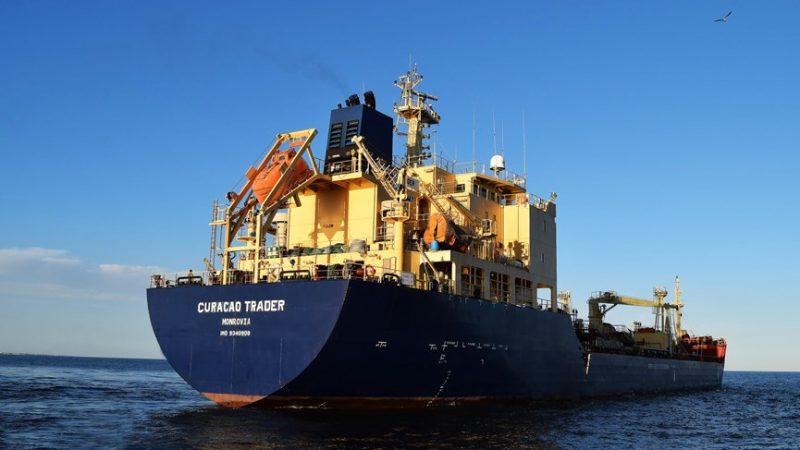 De Curacao Trader. (Foto Lomar Shipping)
