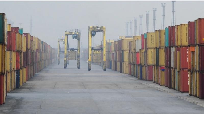 Door de Coronacrisis is de goederenoverslag in Antwerpen sterk gedaald. (Foto Port of Antwerp)