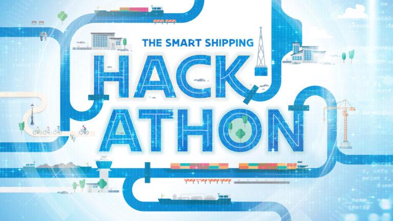 De Vlaamse Waterweg houdt donderdag 26 en vrijdag 27 november een Smart Shipping Hackathon. (Foto Smart Shipping Hackathon)