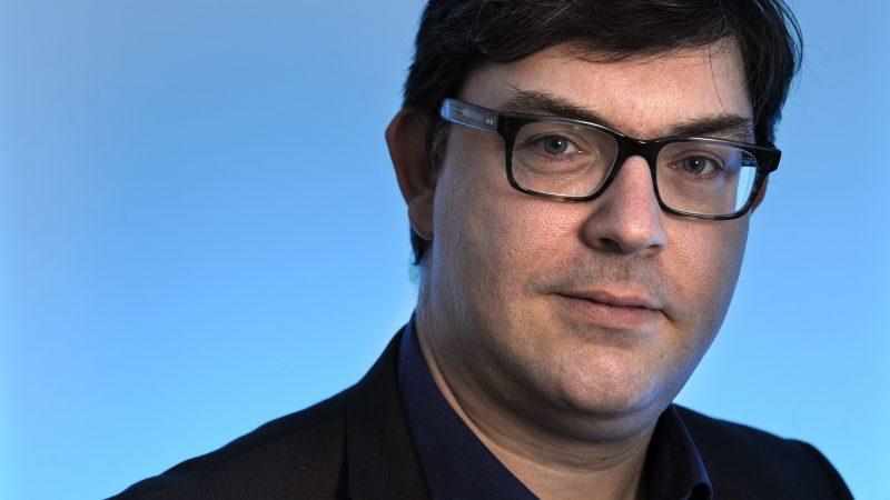 Albert Veenstra, wetenschappelijk directeur TKI Dinalog. (Foto TKI Dinalog)