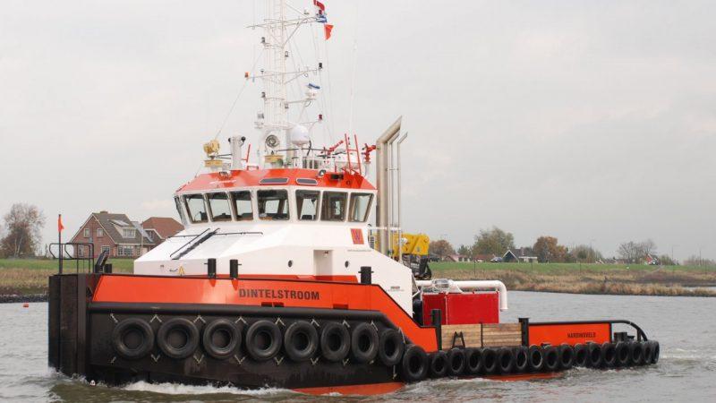 De Dintelstroom (Foto: Van Wijngaarden Marine Services BV)