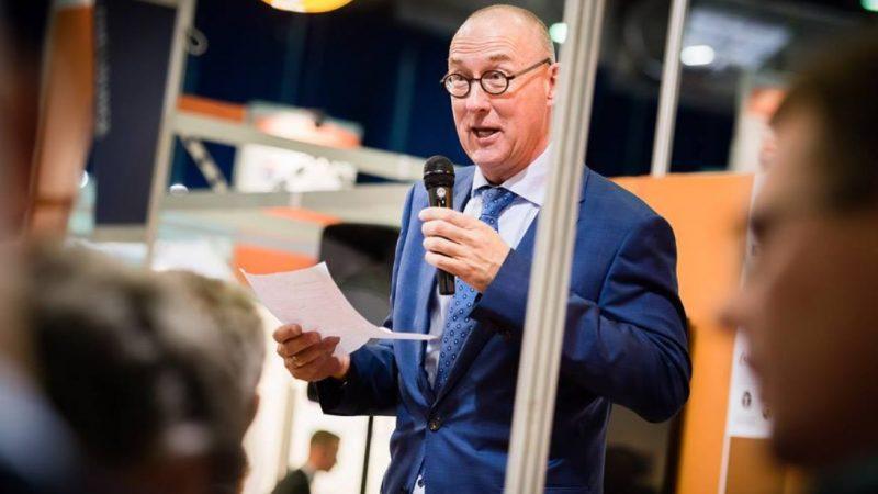 Bas Ort, voorzitter van Netherlands Maritime Technology (NMT). (Foto NMT)