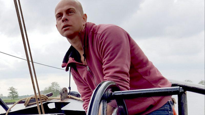 BBZ-bestuurder Tsjerk Hesling Hoekstra: 'We moeten niet blijven hangen in de slachtofferrol.' (Foto Gijs van Hesteren)