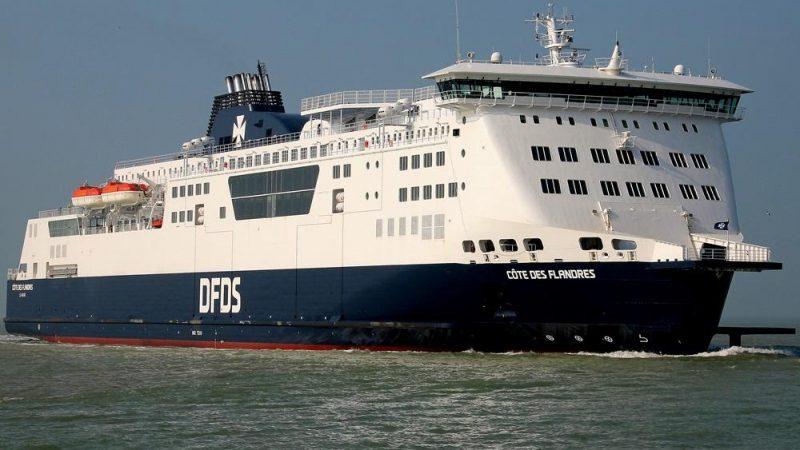De Cotes de Flandres. (Foto DFDS)