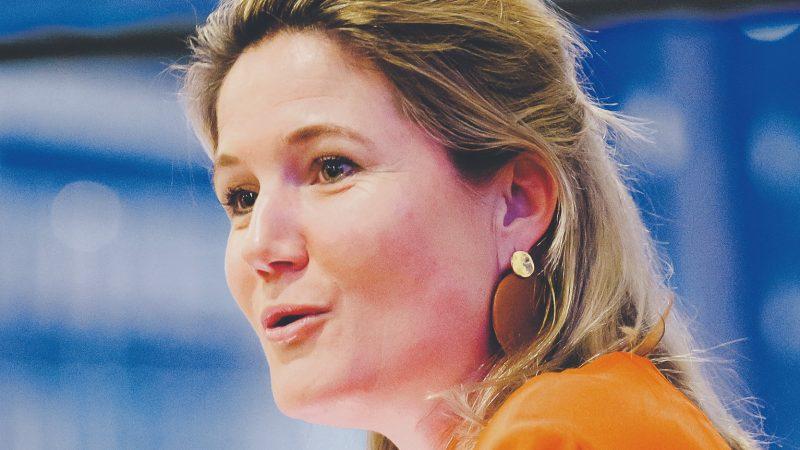 Annet Koster is uitgeroepen tot Havenvrouw van 2020.