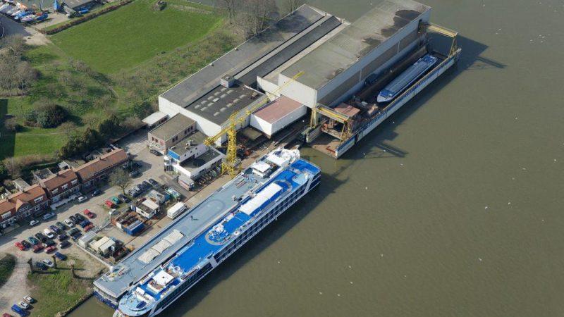 De gemeente Grave is verantwoordelijk voor het faillissement van de scheepswerf in Grave in 2012
