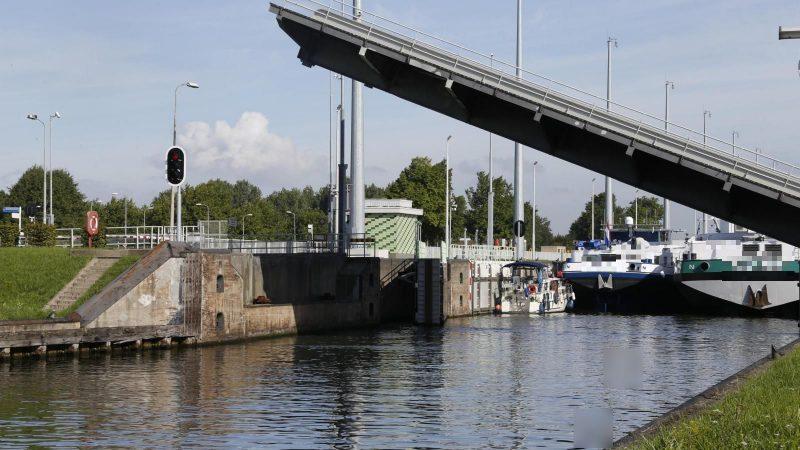 De sluis bij Terneuzen, ter illustratie. (Foto RWS)