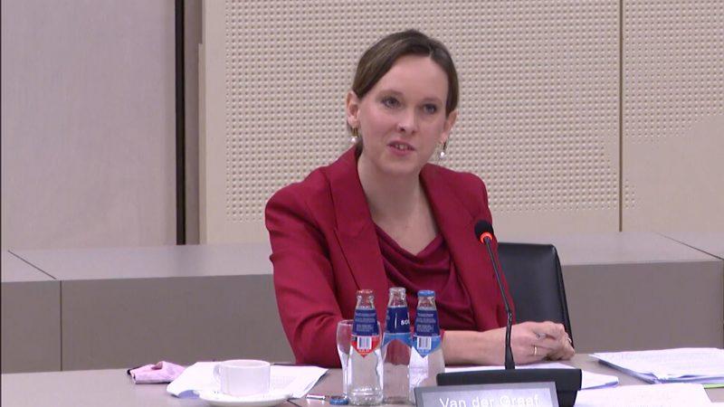 Tweede Kamerlid Stieneke van der Graaf vreest dat de binnenvaart het doel van 150 zero emissie schepen voor 2030 niet gaat halen en pleitte voor een vrijstelling voor deze schepen.