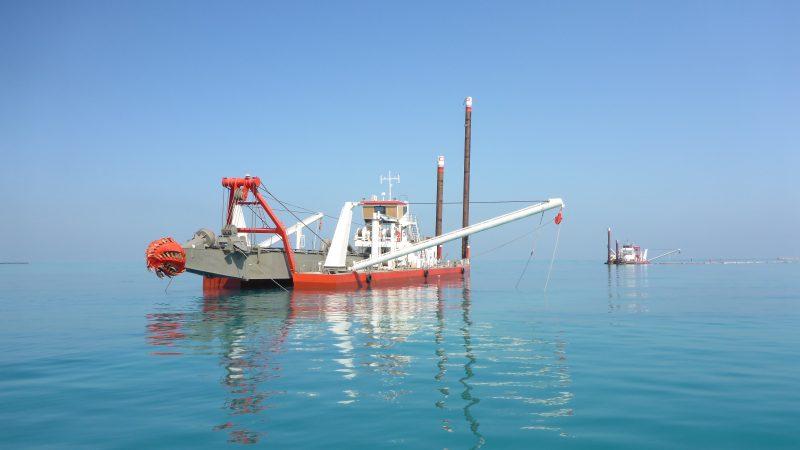 Royal IHC heeft een IHC Beaver verkocht aan Oretol Nigeria met als onderdeel van de order een DMC 1450 werkboot, een booster station en drijvende leidingen.