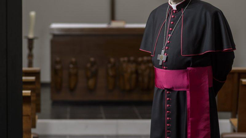 Bisschop Harry Smeets. (Foto bisdom Roermond)