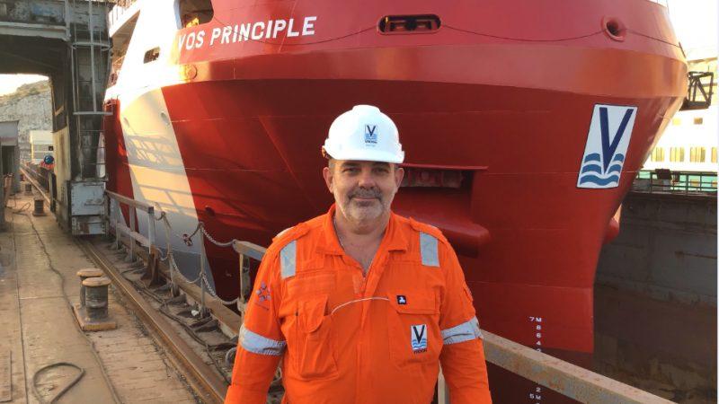 Vroon Offshore Services gaat aan de slag voor het Italiaanse Eni in Mozambique.