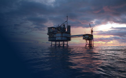 Gas- en olieproducent Neptune Energy gaat onderzoeken of er op grootschalige wijze CO2 kan worden opgeslagen in lege gasvelden in de Noordzee. (Foto Neptune Energy)