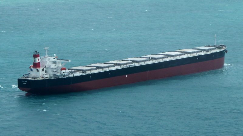 De King Ore. (Foto Shipspotting)