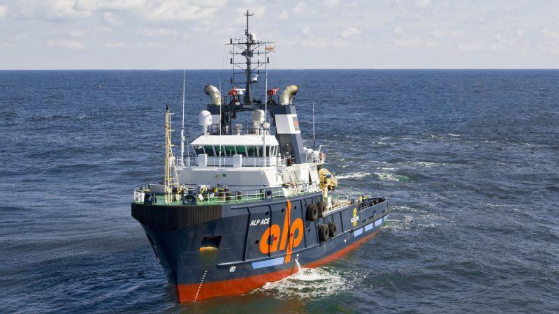 De Alp Ace (Foto Alp Maritime Services)